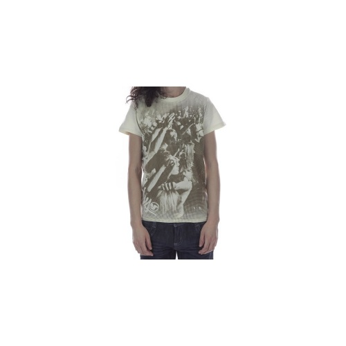 Camiseta Chica DVS: Crowded BG