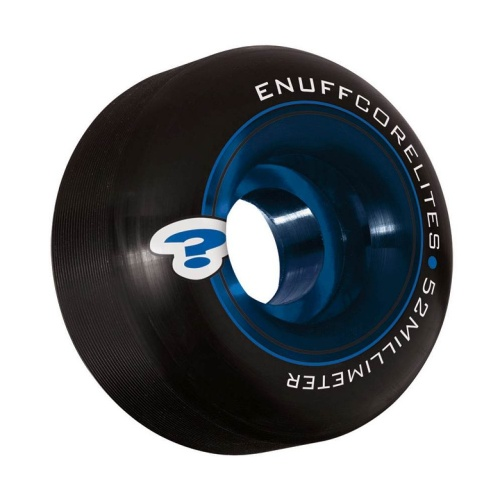 Ruedas Enuff: Corelites Black/Blue (52 mm)