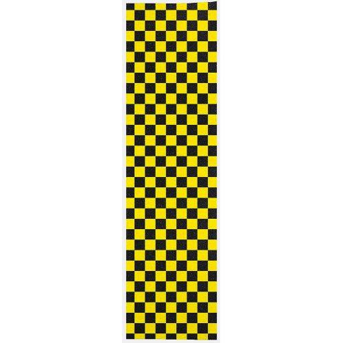 Lija Enuff: Chequerd Yellow