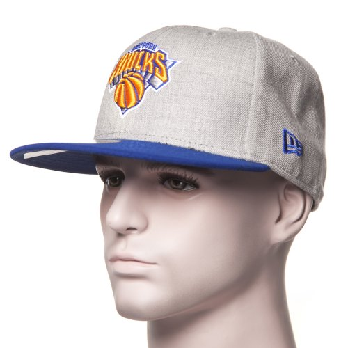 Gorra New Era: 59Fifty Heather Pop New York Kniks GR/BL