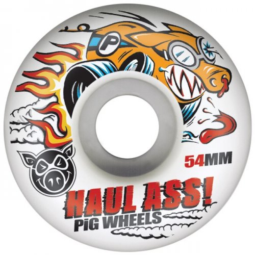 Ruedas Pig: Haul Ass (54 mm)