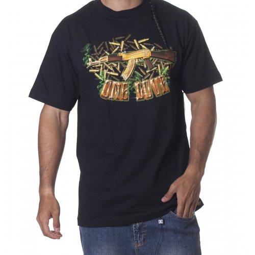 Camiseta Shake Junt: One Love BK