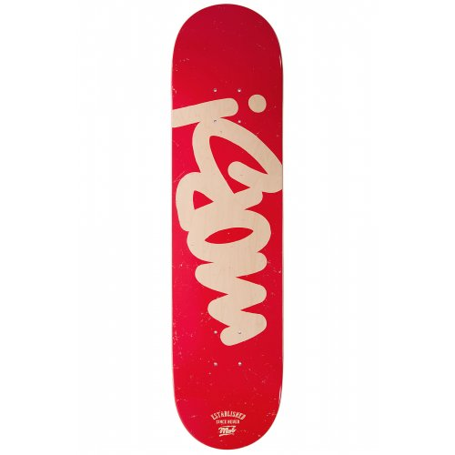 Tabla Mob Skateboards: Mob Tag Red Tough Cats 7.625