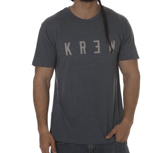 Camiseta Krew: Locker Dark Teal Heather GR