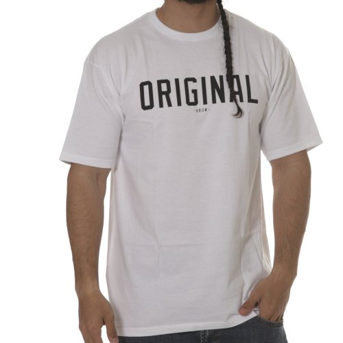 Camiseta Krew: Original White WH