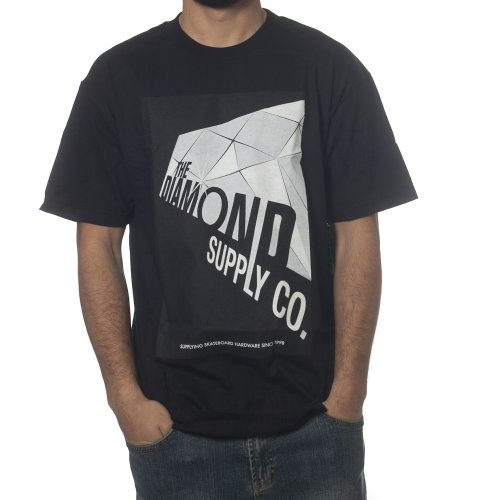 Camiseta Diamond: Perspective BK