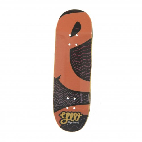 Tabla Fingerboards Yellowood: YW Orange