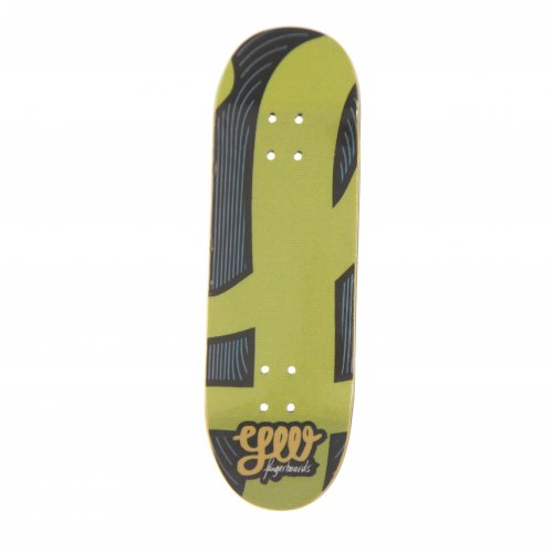 Tabla Fingerboards Yellowood: YW Green