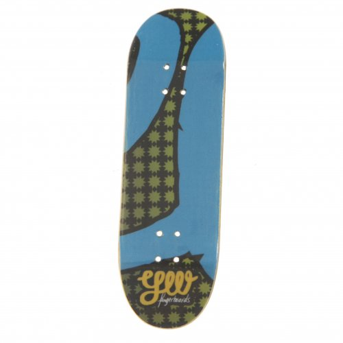 Tabla Fingerboards Yellowood: YW Blue