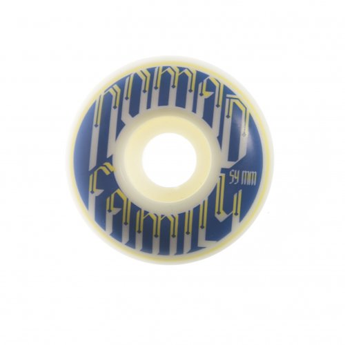 Ruedas Nomad: Grown Blue (54 mm)