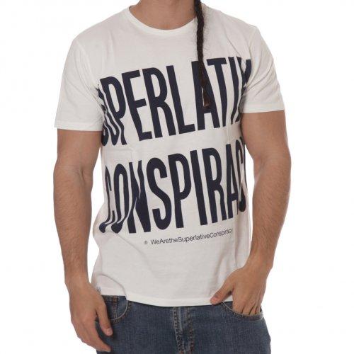 Camiseta WESC: Biggest Message Winter WH