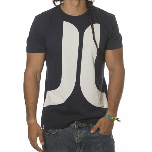 Camiseta WESC: Biggest Icon Blue Iris BL