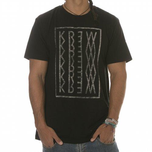 Camiseta Krew: Reflex Black BK