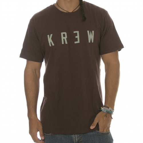 Camiseta Krew: Locker Oxblood BR