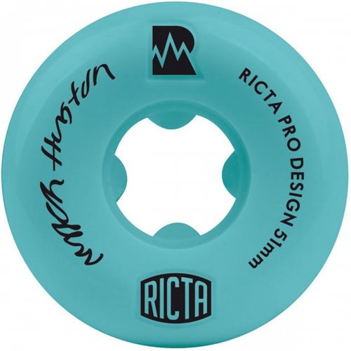 Ruedas Ricta: Nyjah Houston Pro NRG Teal (51 mm)