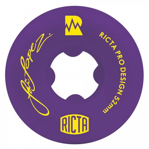Ruedas Ricta: LouieLlopez Pro NRG Purple (52 mm)