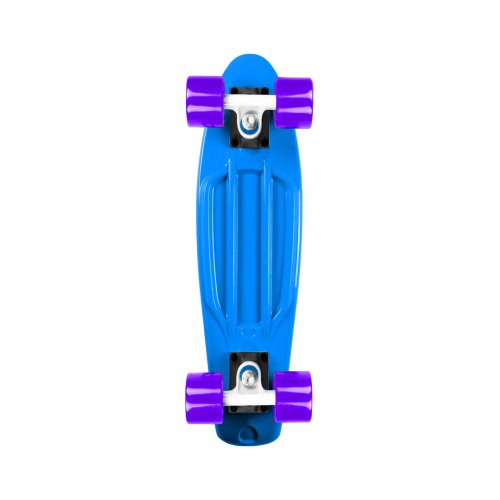 Cruiser Long Island Skateboard: Buddie 15B LI Blue 22.5