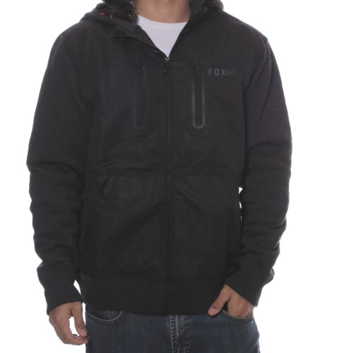 Cazadora Fox Racing: Marauder Sasquatch Zip Fleece BK
