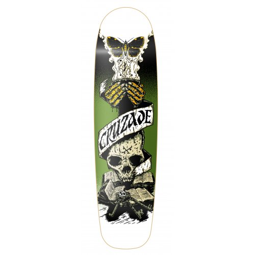 Tabla Cruzade Skateboards: Cult 8.5