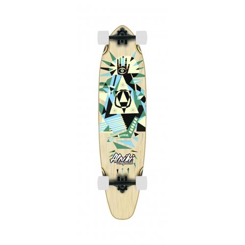 Longboard Completo Aloiki Longboards: 15C Imagine 37