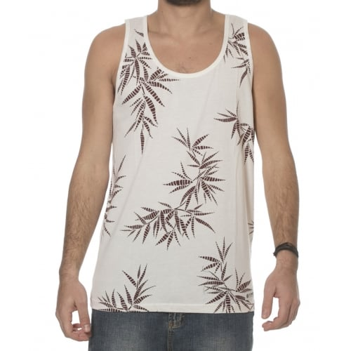 Camiseta sin mangas Element: Benton Bone White BG