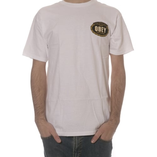 Camiseta Obey: Imperial Glory Eagle WH
