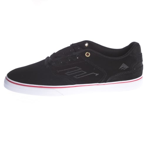 Zapatillas Emerica: The Reynolds Low Vulc BK/WH