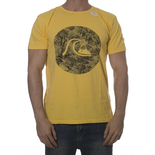 Camiseta Quiksilver: Garment Dyed Sunset Tunels YL