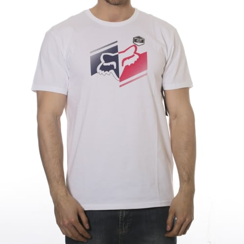 Camiseta Fox Racing: Boot Sector WH
