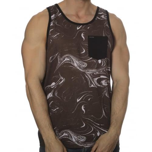 Camiseta sin mangas Volcom: Loui Lou Tank BK