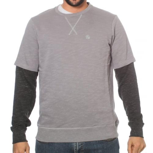 Sudadera Element: Grey Heather Coleman GR