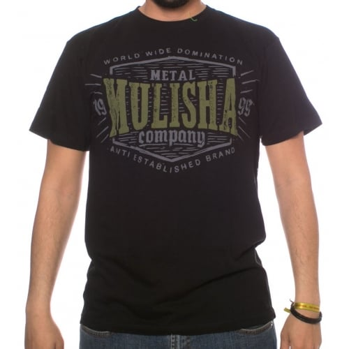 Camiseta Metal Mulisha: Carve Premium BK