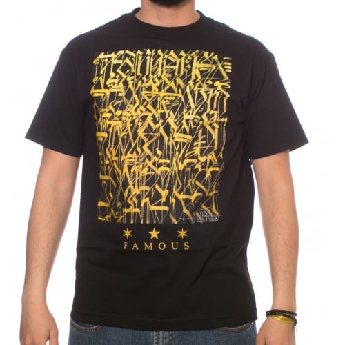 Camiseta Famous Stars And Straps: Defer BK