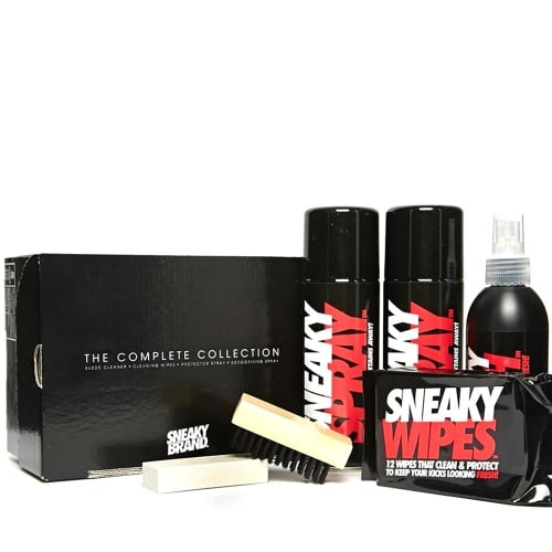 Kit de Limpieza Sneaky: The Complete Collection BK