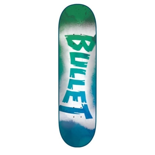 Tabla Bullet: Sprayed Blue 7.6