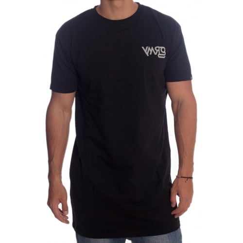 Camiseta Grimey: Fire Eater Long Tee BK