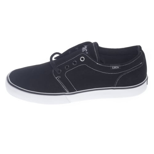 Zapatillas Circa: Drifter Black/White BK