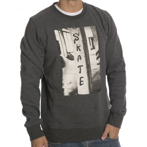 Sudadera Element: Charcoal Heather EP GR