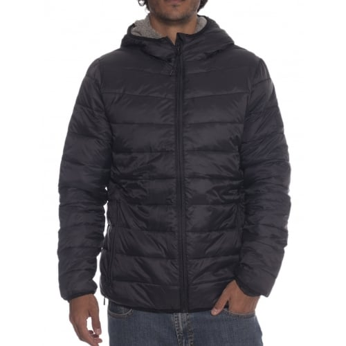 Cazadora Globe: North point Puffer BK