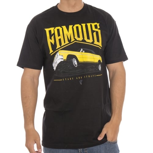 Camiseta Famous Stars And Straps: Juiced BK