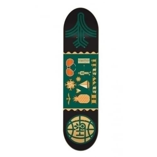Tabla Habitat: Travel Hawaii 8.0