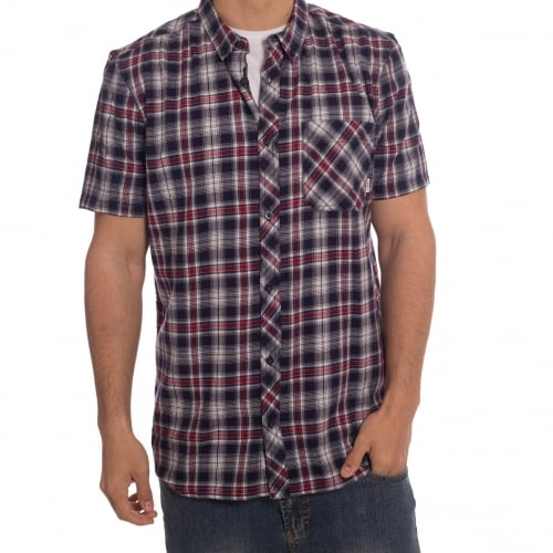 Camisa Element: Indigo Buffalo SS NV