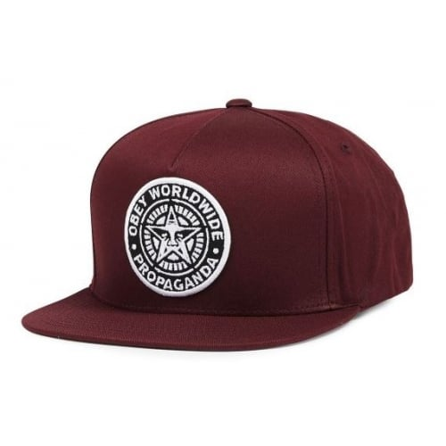 Gorra Obey: Classic Patch Snapback GT