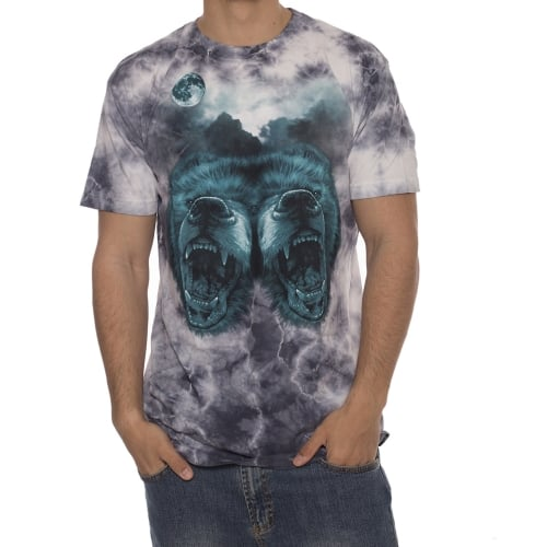 Camiseta Grizzly: Roar At The Moon MC