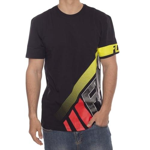 Camiseta Fox Racing  Kaos SS Premium Tee BK  b1df8ef5bb7