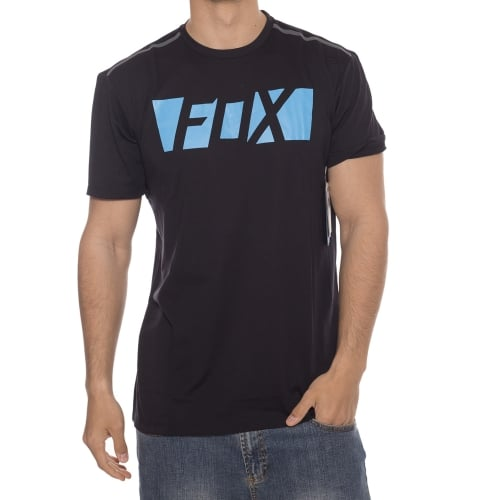 Camiseta Fox Racing: Libra SS Tech Knit BK