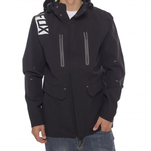 Cazadora Fox Racing: Flexair Jacket BK
