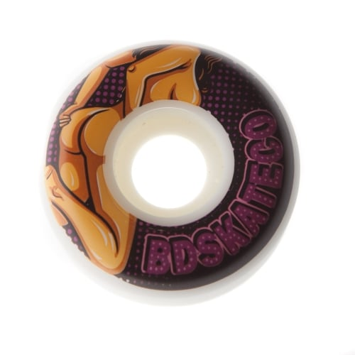 Ruedas BDSkateCO: Ride TL Butt (54 mm)