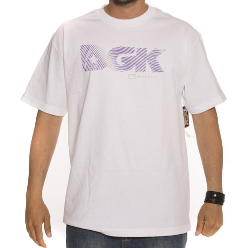 Camiseta DGK: In Motion Tee WH