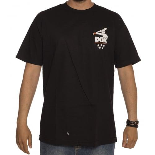 Camiseta DGK: Batter Tee BK